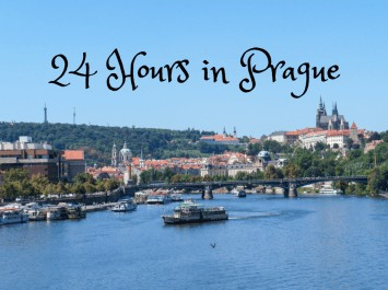 Prague cover photo