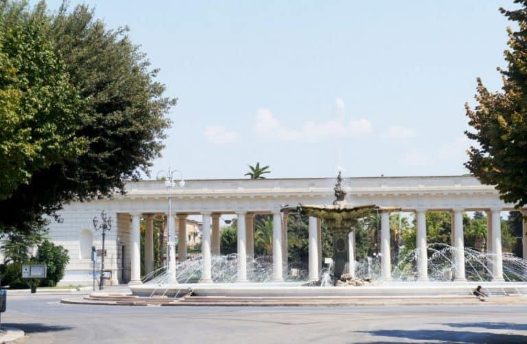 Foggia city, Italy
