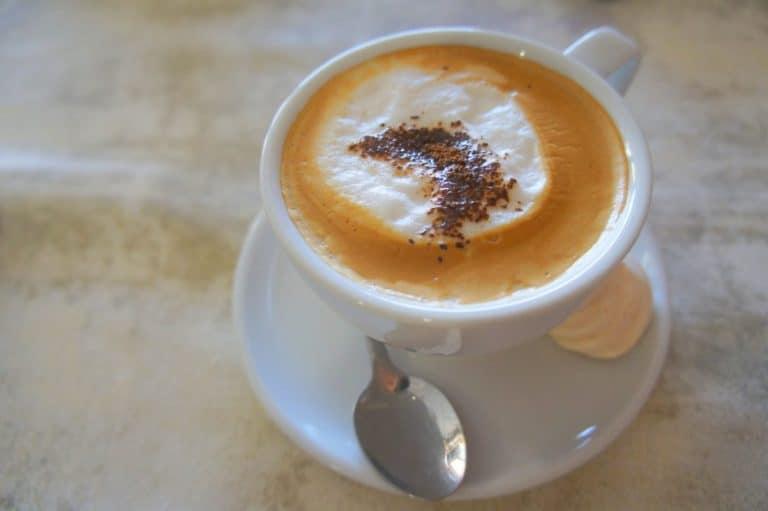 Coffee at Restaurant Viktor