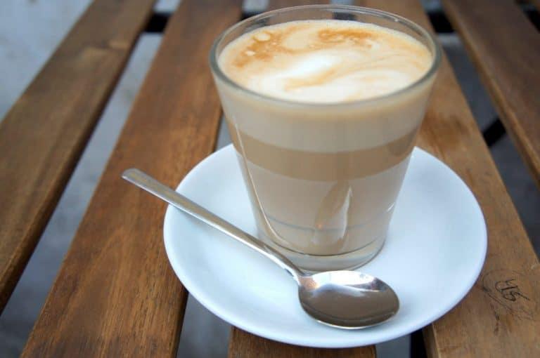 Caffé Latte at BistroBar