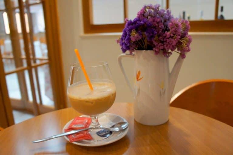 Caffé shakerato