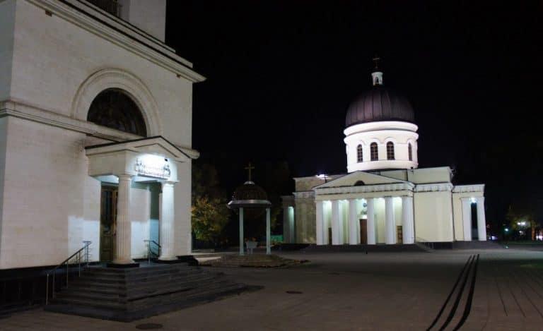 Cathedral Park Chisinau
