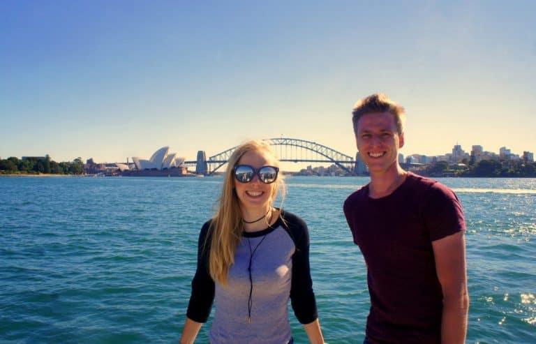 Cruise in Sydney