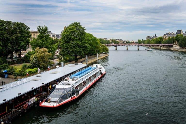 seine river Paris