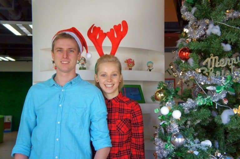 Merry Christmas from Etramping