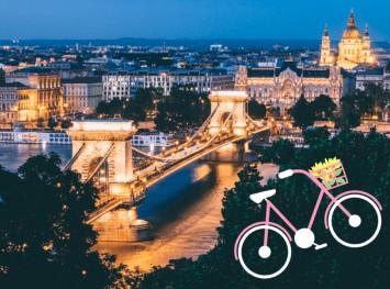 Budapest on a bike