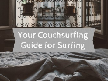 Couchsurfing guide for surfing