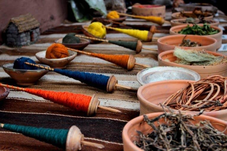 Spices in Peru