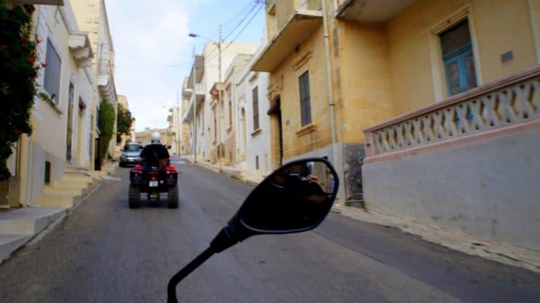 Exploring Malta on a quad bike