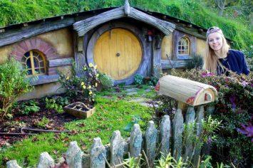 Visiting the Hobbiton