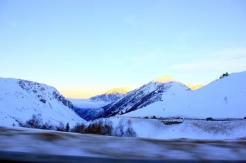 Road trip in Andorra