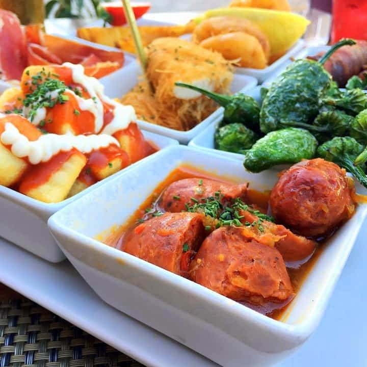Food in Majorca