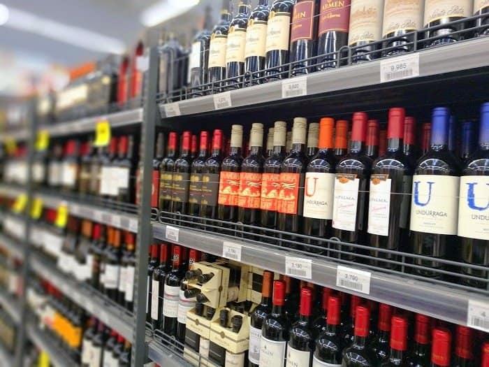 Comprar vino en Chile