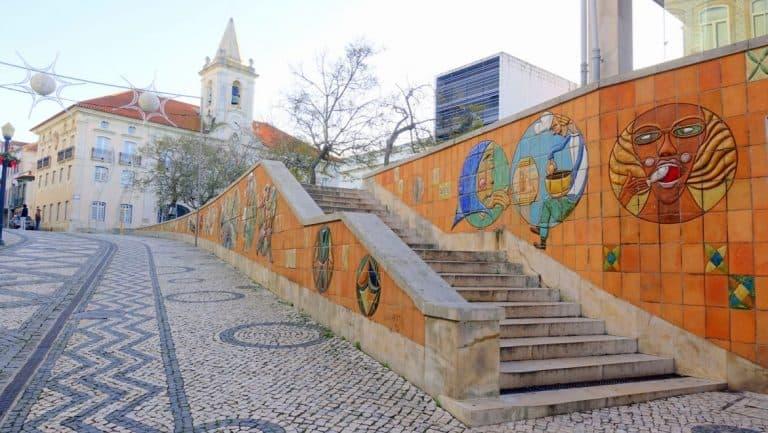 Walking in Aveiro