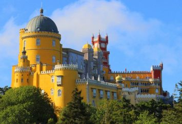 The Castles of Sintra