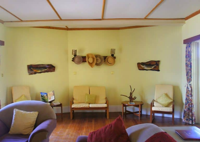 Kenyan style room