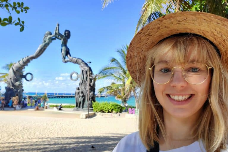 Agness At Playa Del Carmen