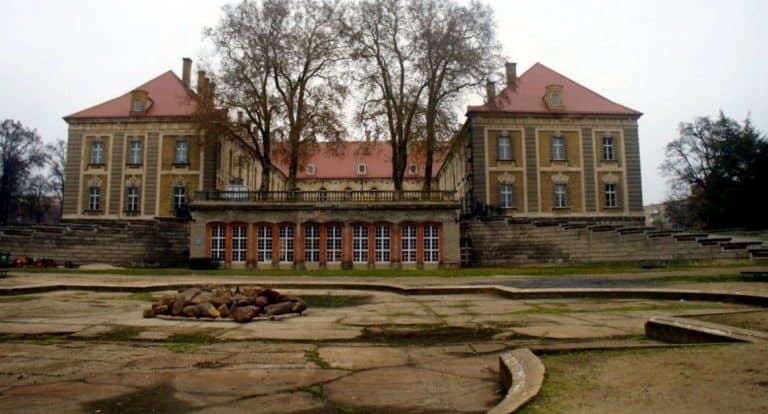 Palace in Zagan
