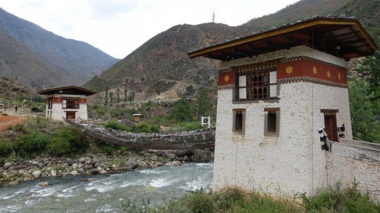 600 years old iron bridge