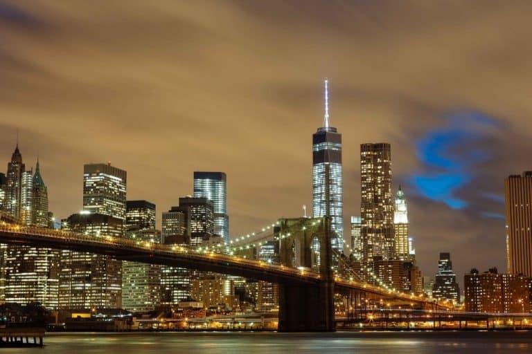 The Brooklyn Bridge - 24 hours in New York
