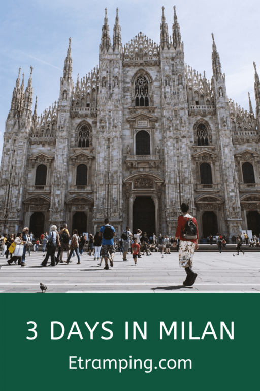 3 Day Milan Itinerary