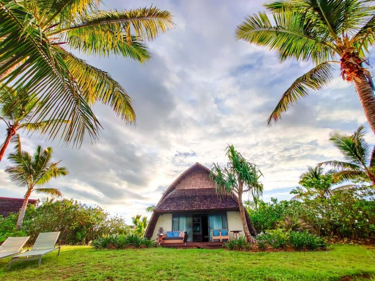 Fiji Marriott Ocean View Cottage