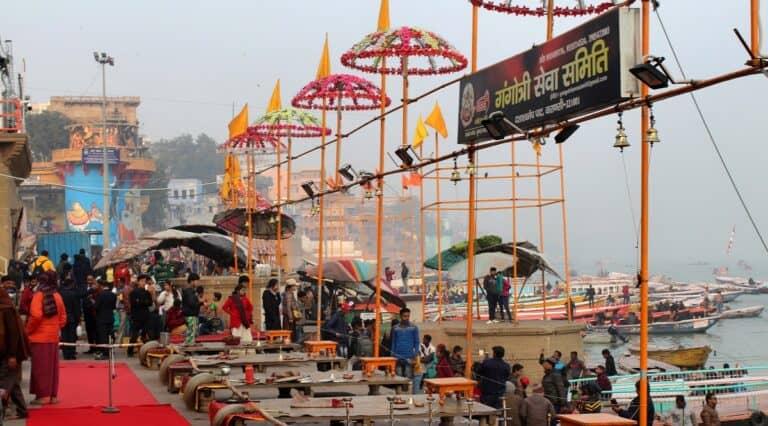 Aarti Prepration In Varanasi
