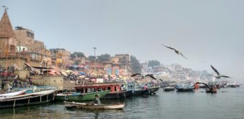 Ghats Of Varanasi 1
