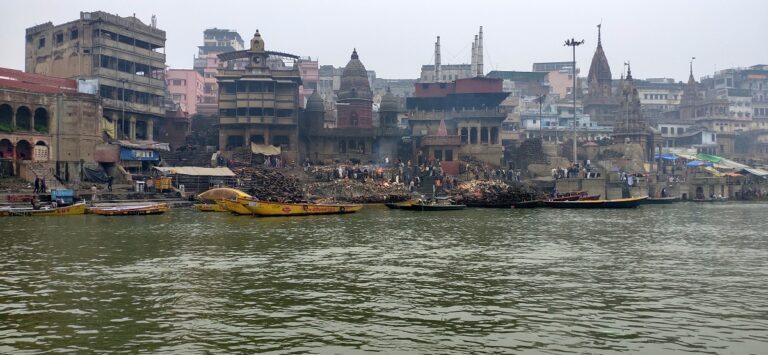 Manikarnika Ghat Harish Chandra Ghat