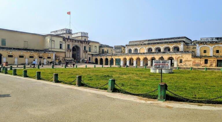 Ramnagar Fort In Varanasi 1