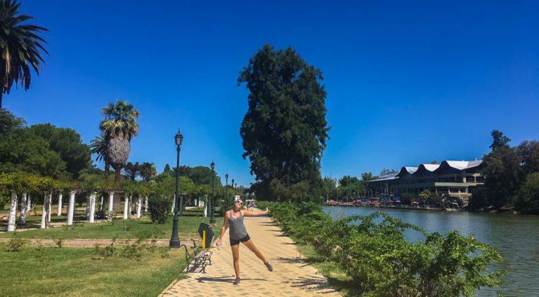 Travel Mendoza Rosedal Park