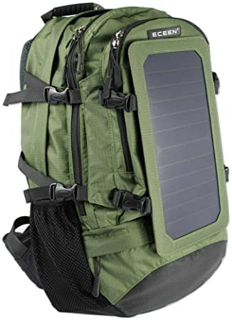 ECEEN 7W Solar Backpack Image
