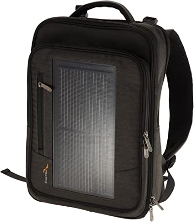 EnerPlex Packr Executive Solar Powered Backpack Image