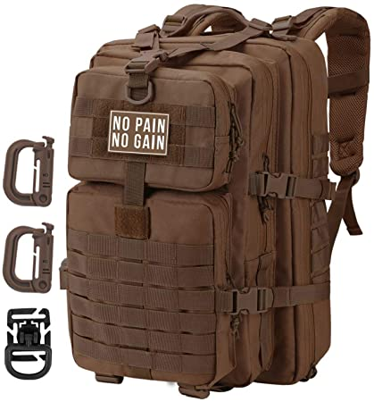 Hannibal Tactical 36L MOLLE Assault Pack Image