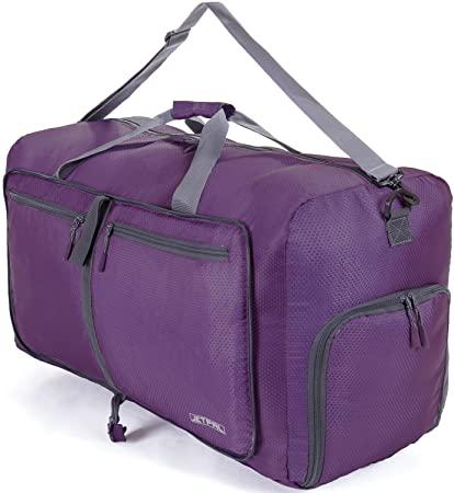 JETPAL Spacious Foldable Duffel Bag Image