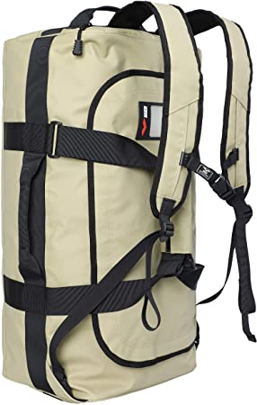 MIER Water Resistant Duffel Backpack Image