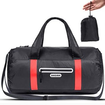 Shiqima Travel Duffle Bag Image