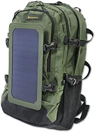 SolarGoPack 10K Solar Powered Backpack Image