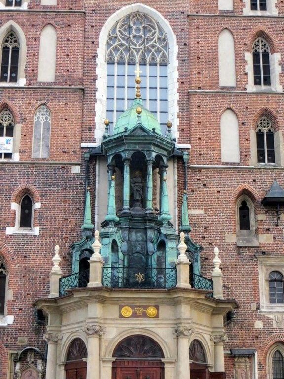St. Marys Basilica Krakow