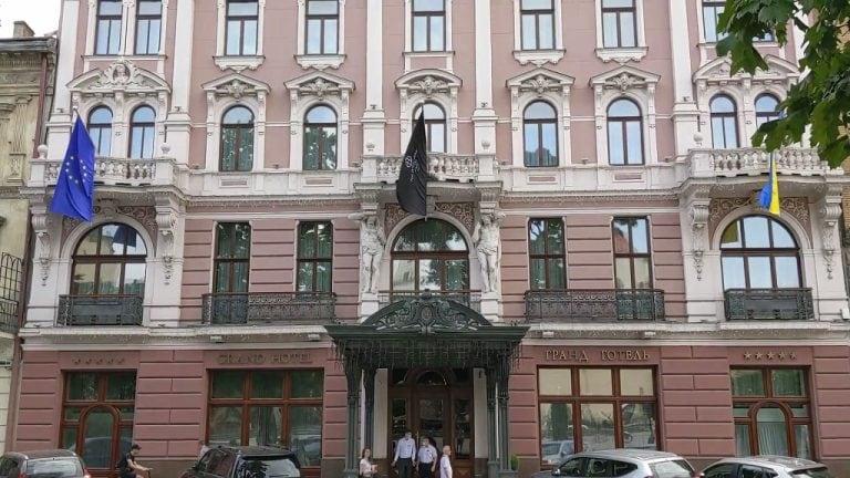 Grand Hotel Lviv Ukraine