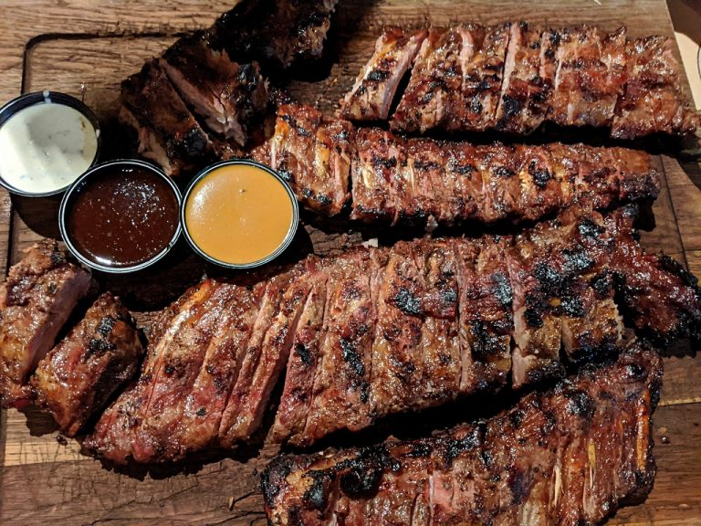 Ribs Arsenal meat