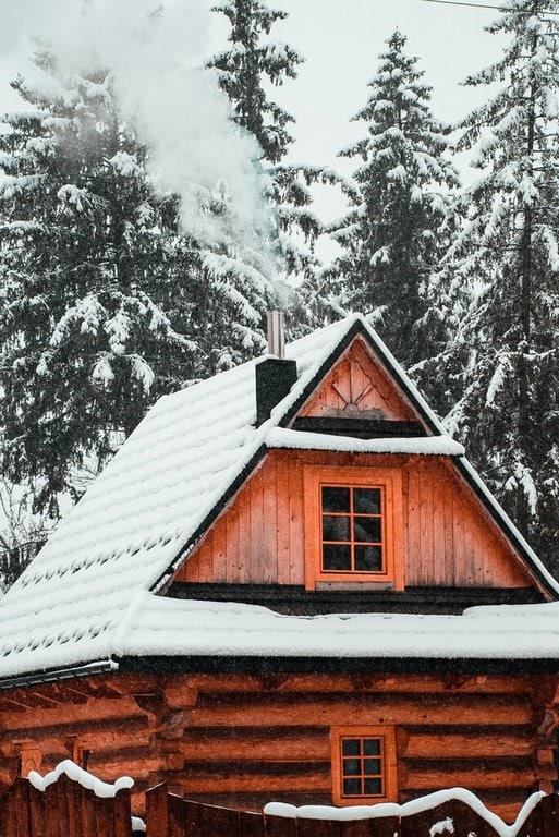 Snow In Zakopane