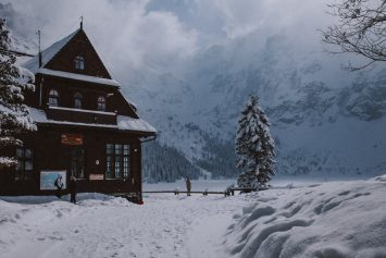 Zakopane In Snow
