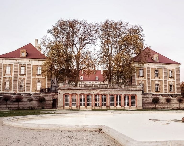 The Ducal Palace, Zagan
