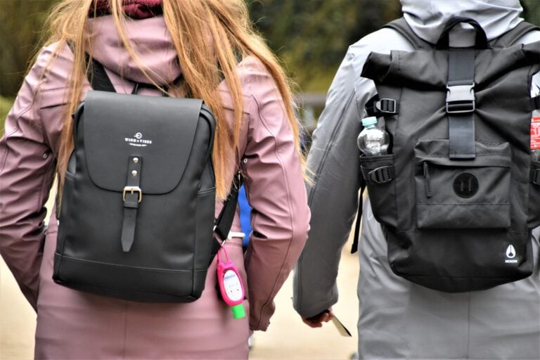 different backpacks etramping