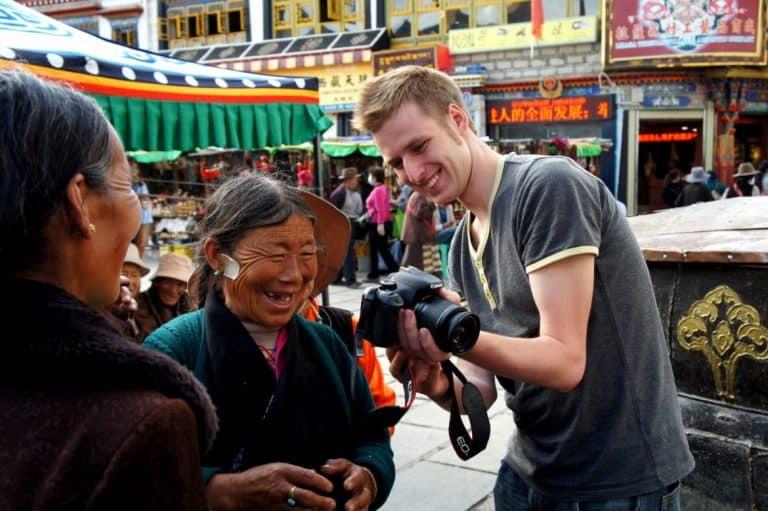 Tibetan Top Model